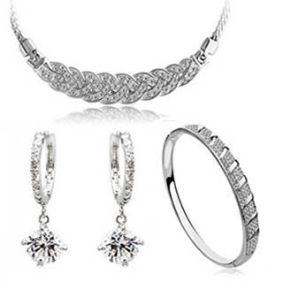 Set šperkov RING - Strieborná