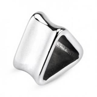 Tunel do ucha z chirurgickej ocele - triangel - Hrúbka: 10 mm