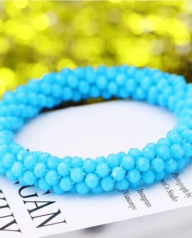 Náramok Beads-Sl.Modrá