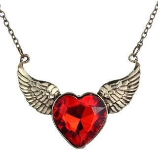 Náhrdelník Heart Wings