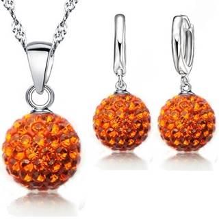 Set Sparkling SHAMBALLA - Oranžová