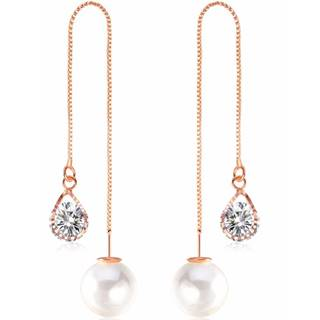Náušnice Cute Pearl-Zlatá/Typ2